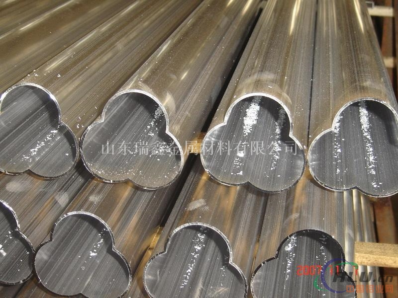 6063T5    40x3    铝管