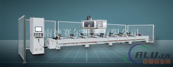 断桥铝门窗设备  高速四轴数控加工中心