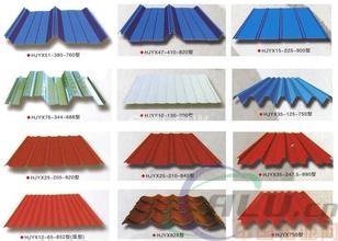 瓦楞铝板,铝单板中的独特系列产品