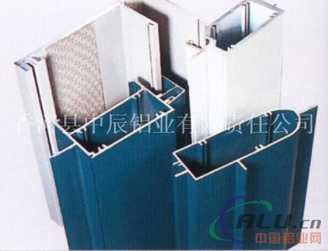 铝型材厂家隔断断桥铝型材