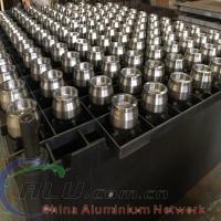 Aluminium dummy ingot