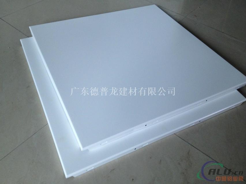氟碳涂层铝板 勾搭铝单板 氟碳铝扣板