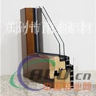 生产加工铝木复合型材