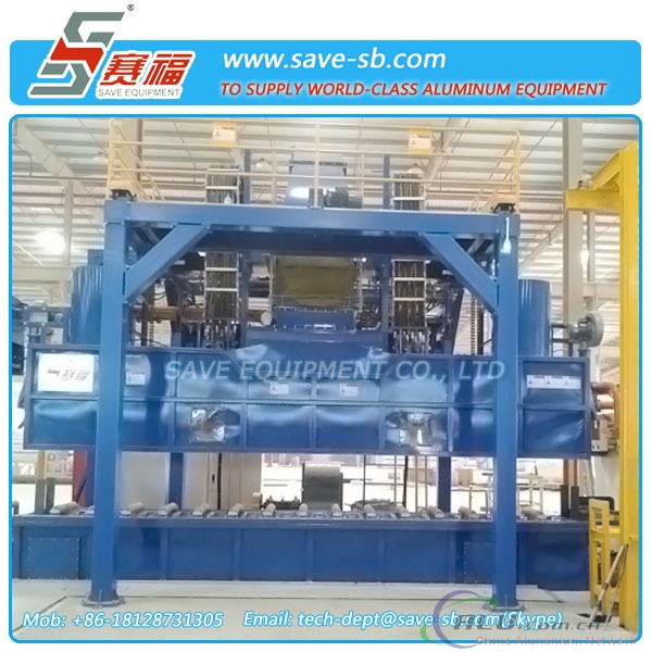 SAVE High Precision Extrusion Industry Equipment Cooling system
