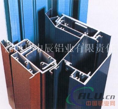 隔断断桥铝型材