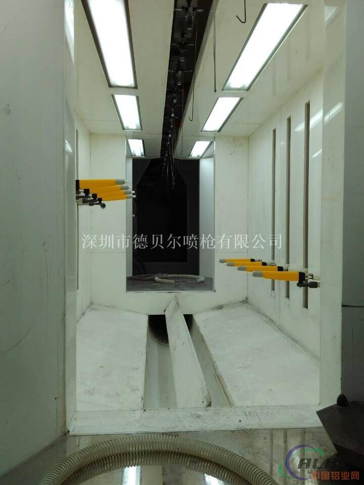 深圳自动喷粉设备价格 自动喷粉加工设备
