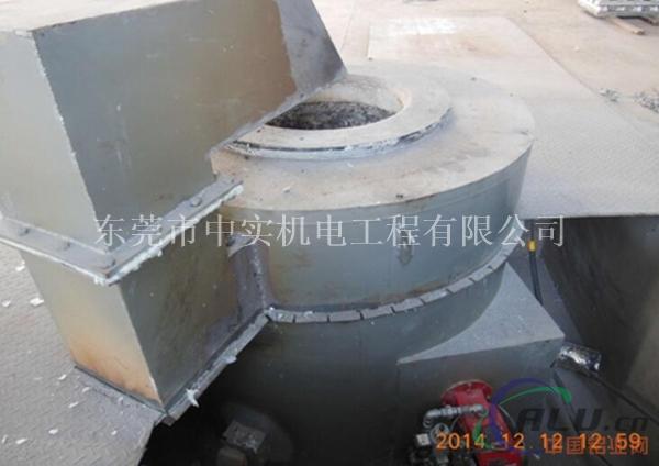 供应各种天燃气熔铝炉 东莞熔铝炉厂家直销
