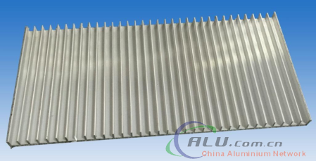 Giant size of aluminum extrusion heat sinks -2