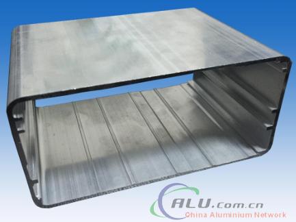 High precision aluminum extrusion frame for smart phones