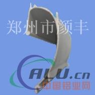 河南生产加工柜门拉手铝型材