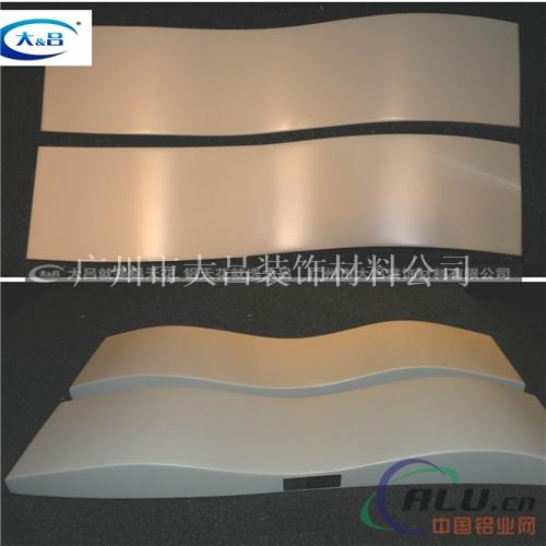 新技术铝单板完美代替材料