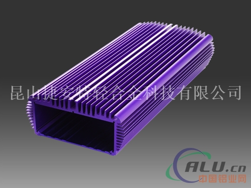 复杂异型的散热器
