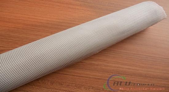 glass fiber mesh for aluminium filtration