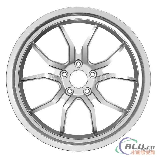 锻造镁铝车轮