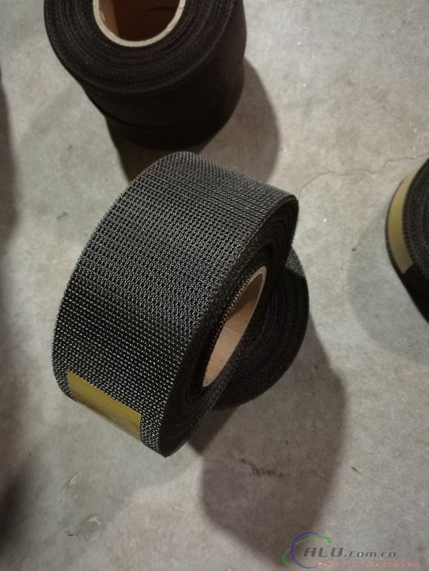 Smokeless Fiberglass Mesh filtration for Aluminium Piston