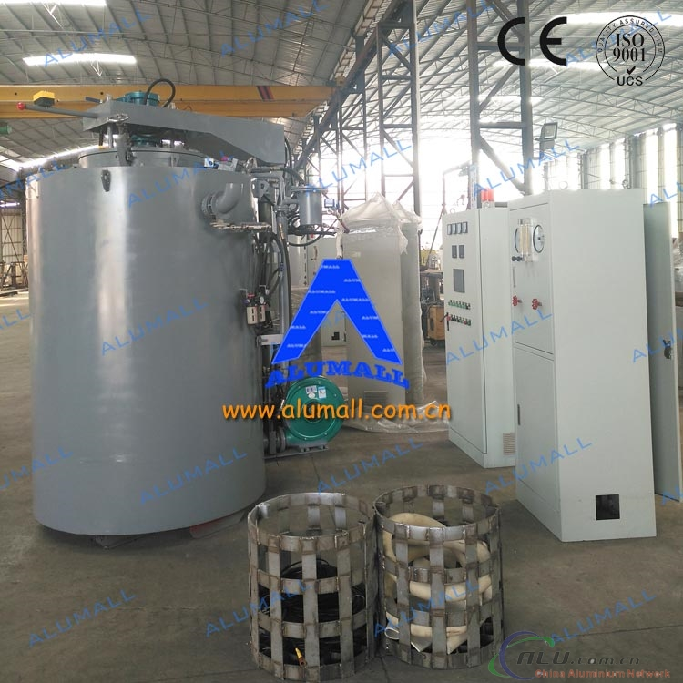 Advanced Control Extrusion Die Nitriding Furnace