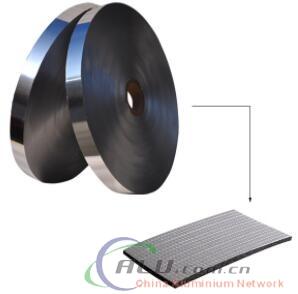Aluminium foil heat resistance