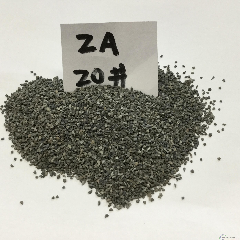 2019 hotsales fused alumina zirconia for bonded abrasives
