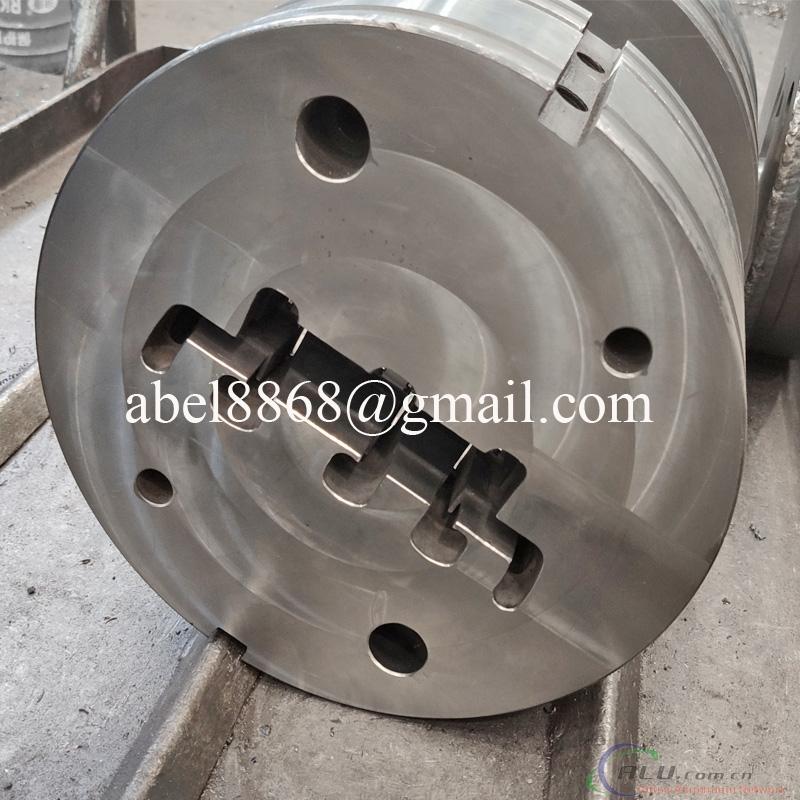 Aluminum Extrusion Die Processing