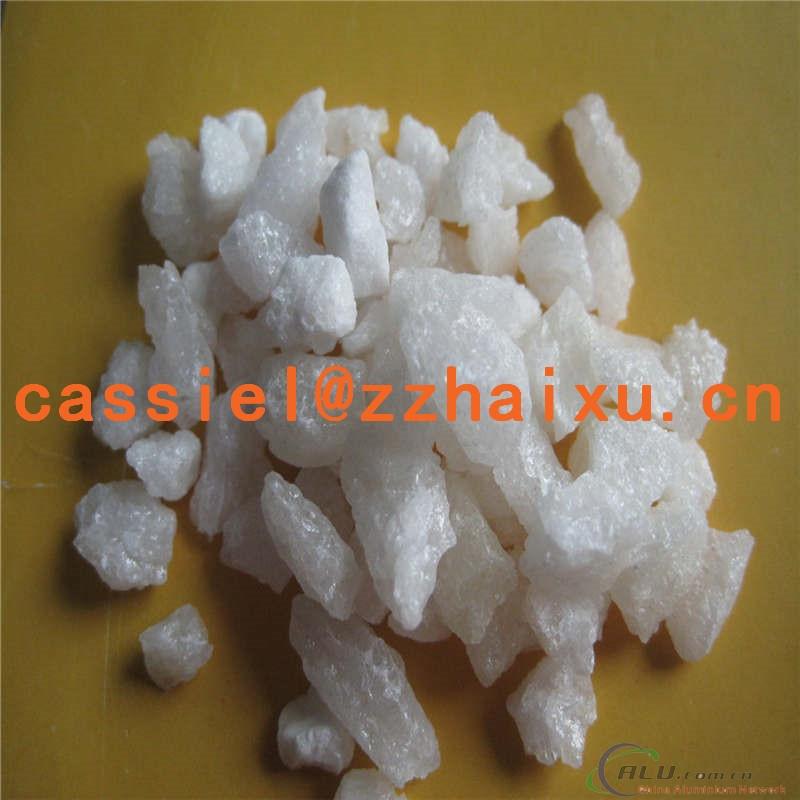 white fused alumina refractory