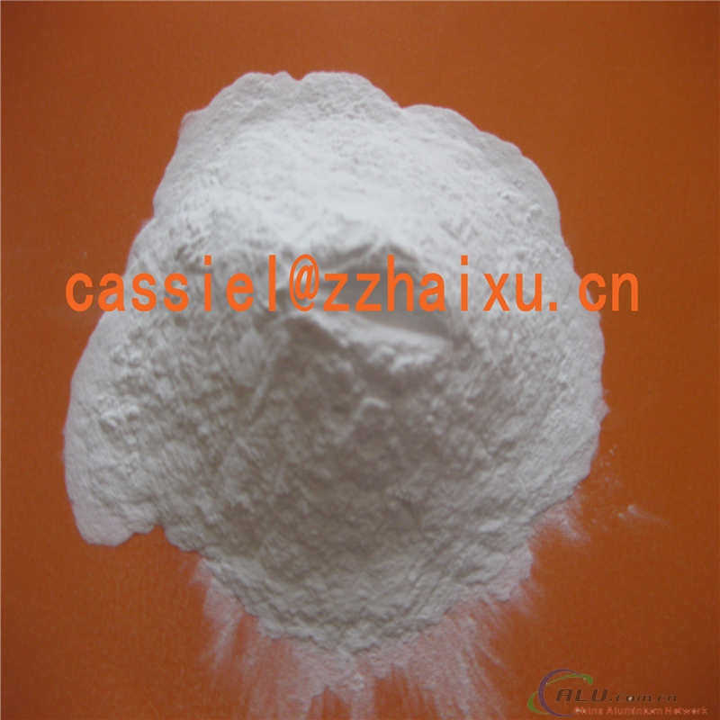 White fused alumina burnishing /polishing powder