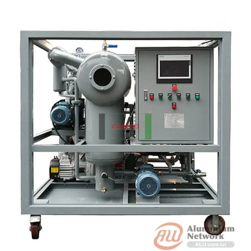 ZYD-II series Double Stages Vacuum Transformer Oil Purifier