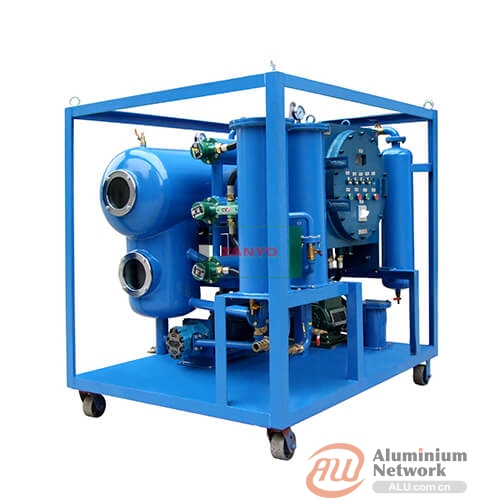 Fully Explosion-Proof Oil Purification System