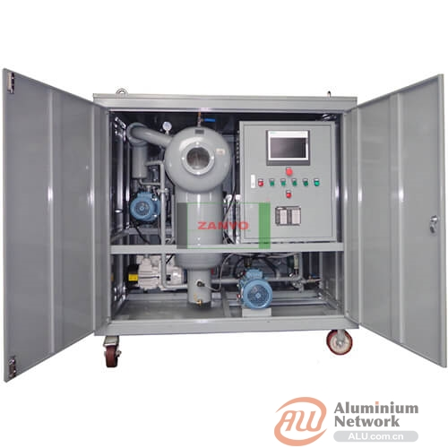 ZYD-W Enclosed Type Transformer Oil Filter Machine