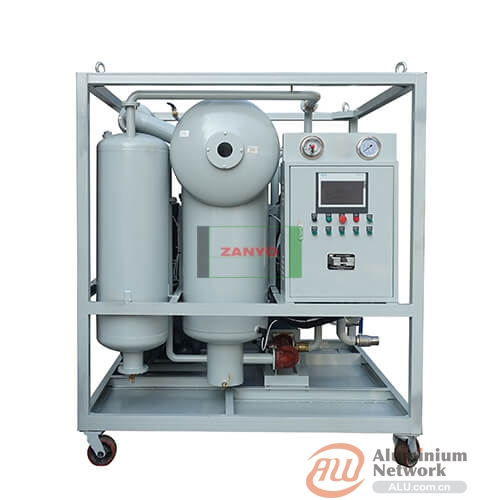 ZYD-P PLC control Transformer Oil Purifier.
