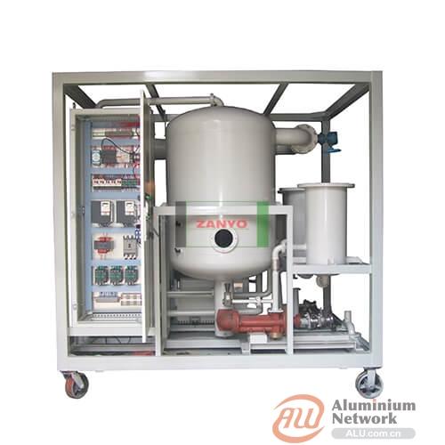 UVP Ultra-high Voltage Transformer Oil Purifier