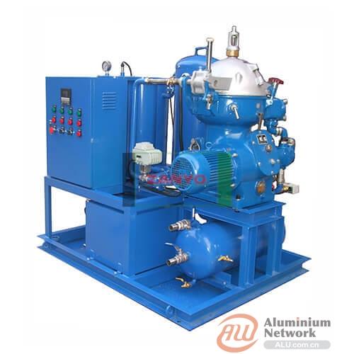 ZYCF Centrifugal Oil Filtration Machine