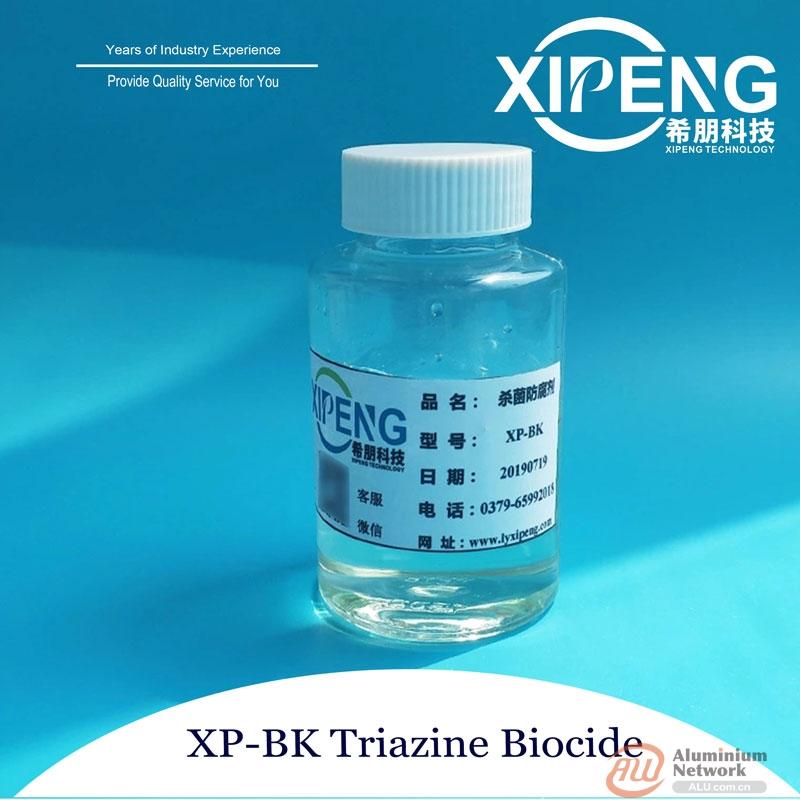 Triazine BK as Industrial Biocide