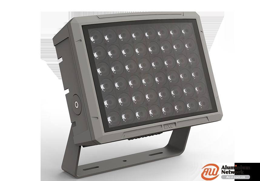 LED Flood Light EXC-B400BBH
