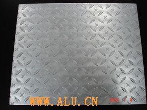 ChongQing HuanYu Aluminium sells aluminium patterned board