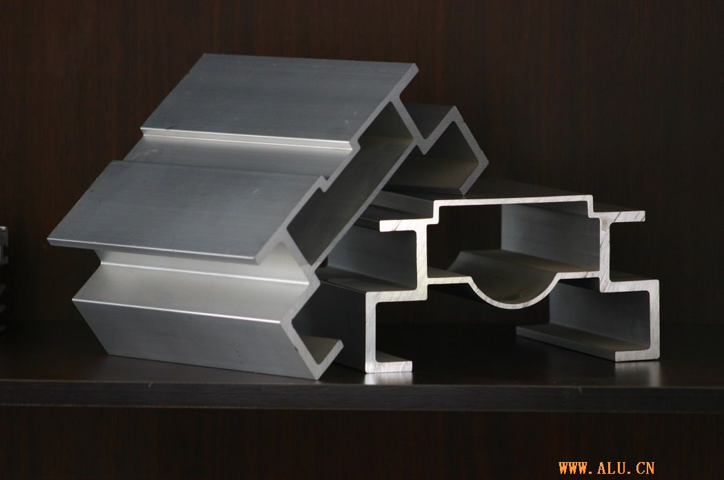aluminium profiles for guide way, track and elevator