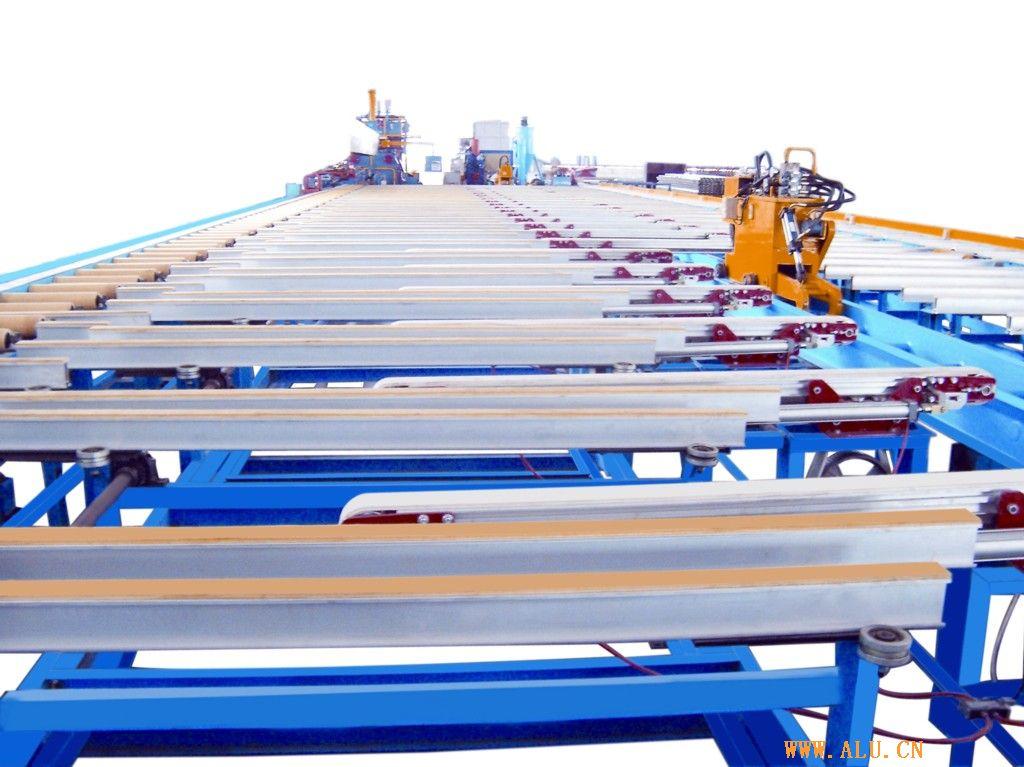 supply aluminium profile equipment