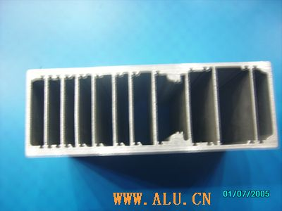 Professional aluminium profile customization