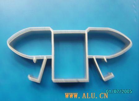 Customize aluminium alloy extrusion