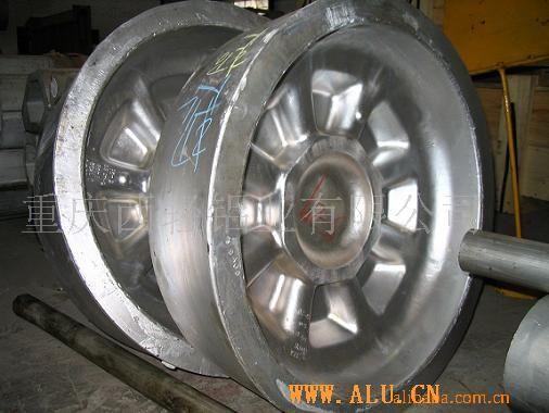 Aluminium alloy casting parts