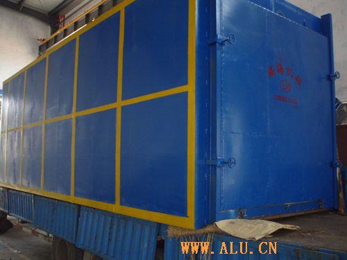 Industry furnace series-aging furnace of aluminium