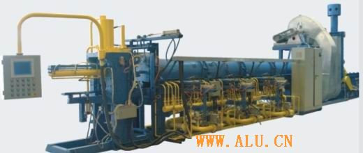 High-speed heating furnace