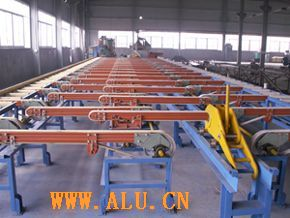Automati  production line