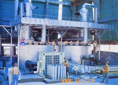 主要产品有各种铝,铜,锌等有色金属加工专用炉及其它各种工业炉窑