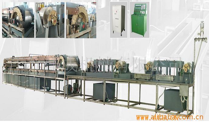 铝设备表面处理生产线电镀>电镀铜包铝镀铜机价格650000元镀银线进口图片