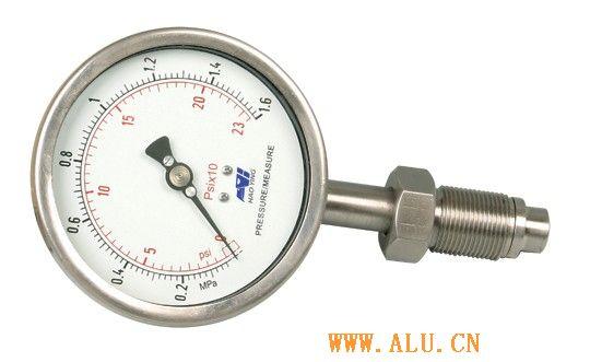 汽车空调压力表详细图解