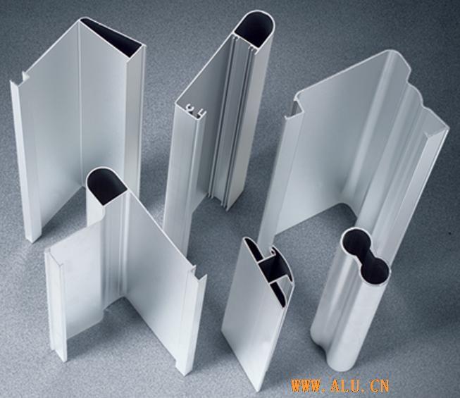 浴室料铝型材  &广东浴室铝型材