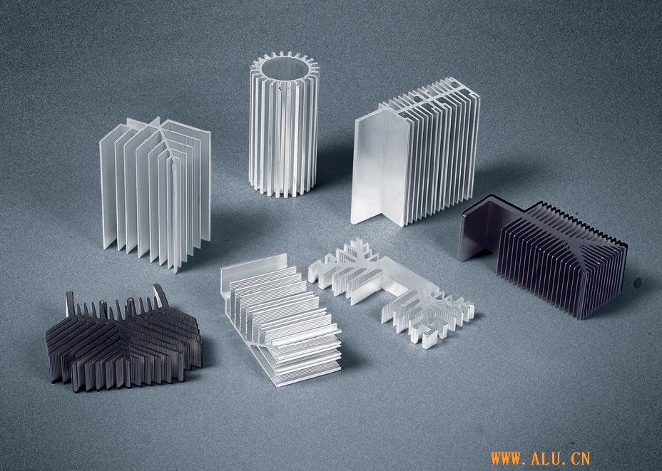 散热片铝型材   散热器铝型材价格