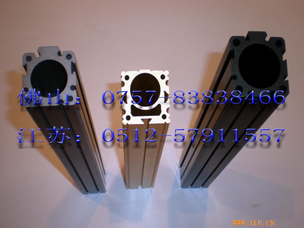 各牌号的铝合金工业型材