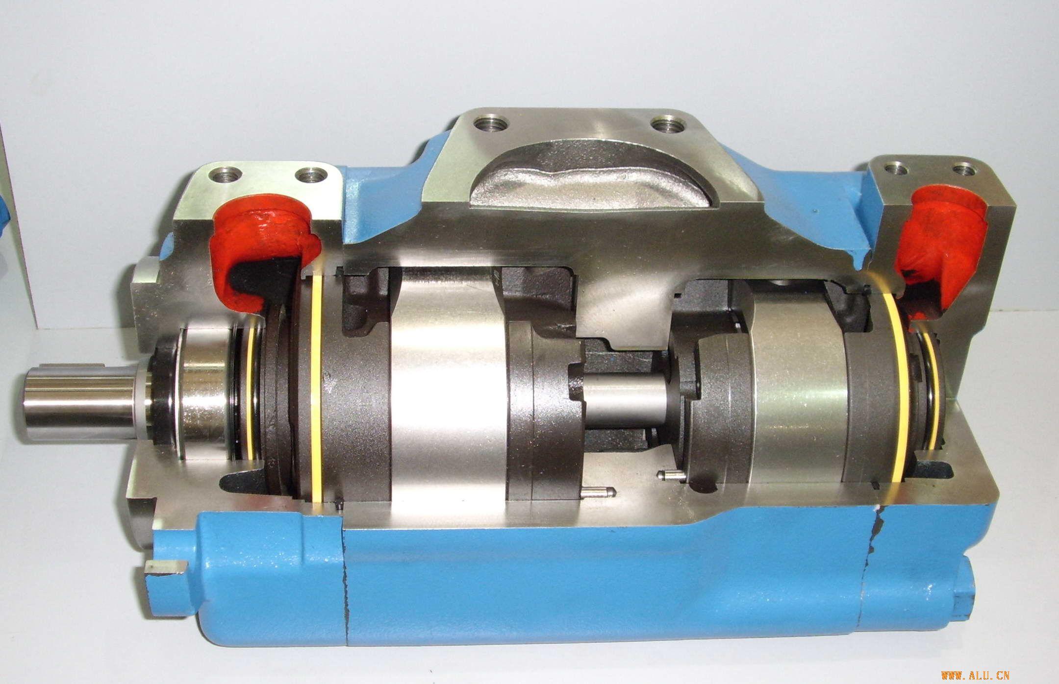 供应压铸机油泵