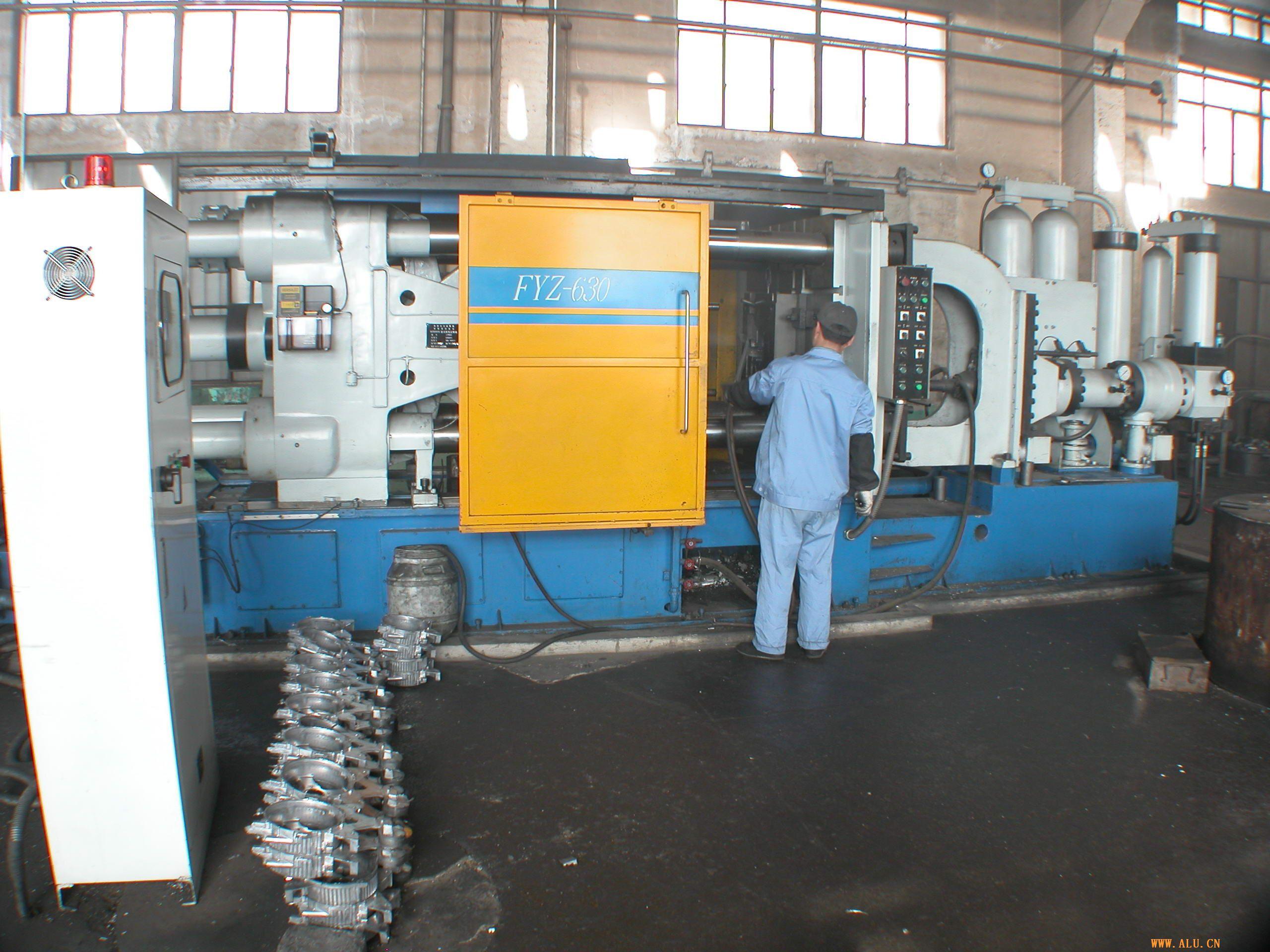 提供优质的铝合金压铸件_铝铸件-营口铸业集团有限公司